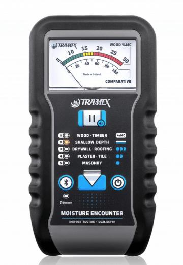 Tramex ME5 electrical moisture meter