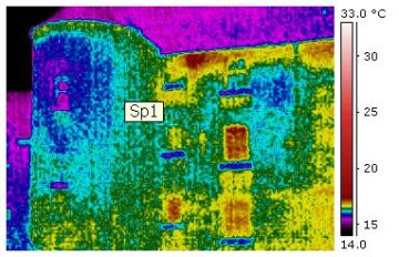 external thermal image