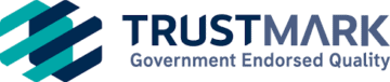contact us and we are TrustMark endorsed by the UK Gov